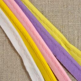 Passepoil uni 10 mm 55 couleurs