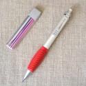 Crayon craie porte-mines avec mines et gommes de rechange