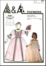 Marchioness costume P211