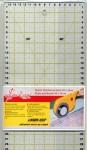 Règle de tracé sur tissu 60 cm