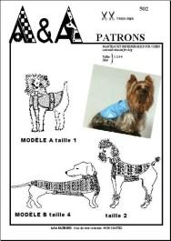 Manteau et imperméable pour chien P502