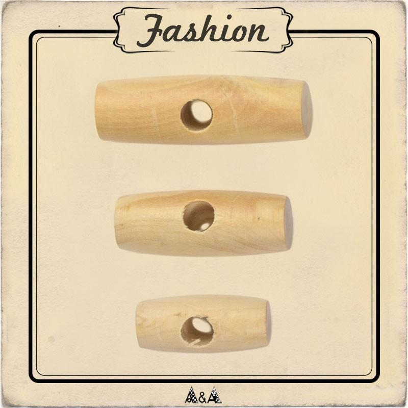 bouton bois buchette a a patrons. Black Bedroom Furniture Sets. Home Design Ideas