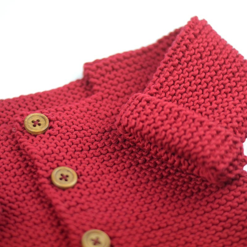 Mod le tricot gilet b b paul a a patrons - Modele tricot bebe gratuit debutant ...