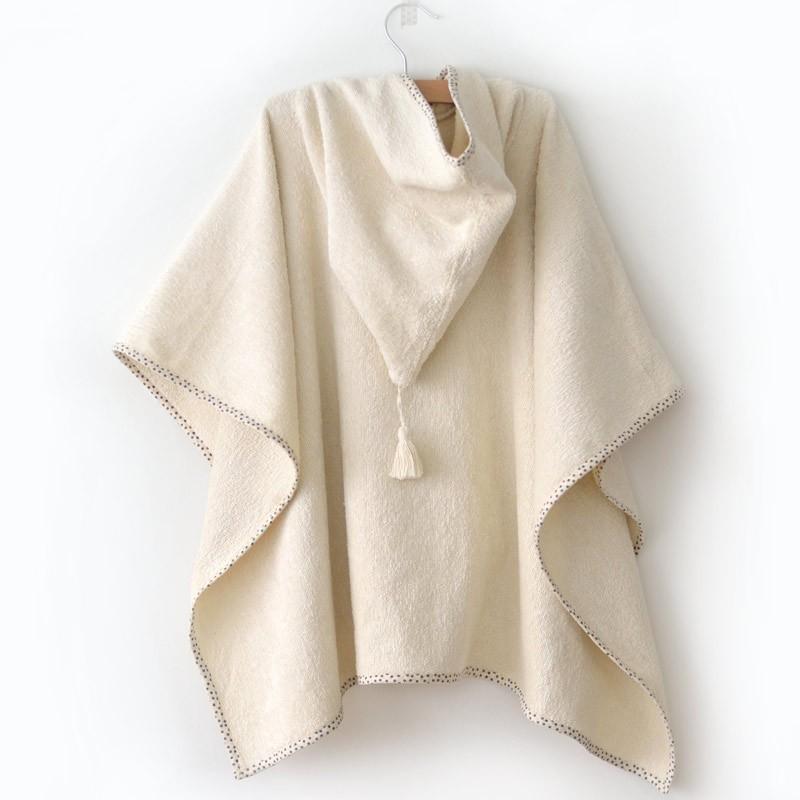 kit couture poncho peignoir enfant marouette a a patrons. Black Bedroom Furniture Sets. Home Design Ideas