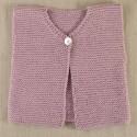 Kit tricot gilet bébé Elie