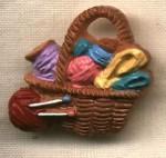 Panier à tricot (charm)