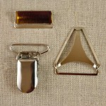 Accessoires pour bretelles 25 mm