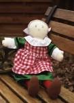 Kit couture poupée bécassine enfant