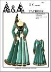 Robe du Moyen-Âge  P903