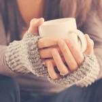 Modèle de tricot : Mitaines triade