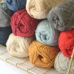 Pelote de coton Alto tricot crochet