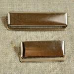 Clip de réglage de bretelle 25 ou 36 mm