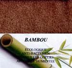 Polaire bambou noire