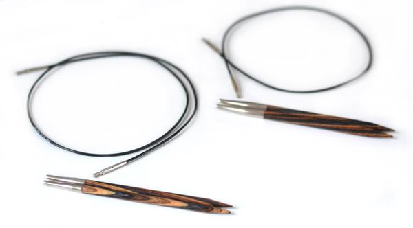 interchangeable Symphonie needles from KnitPro