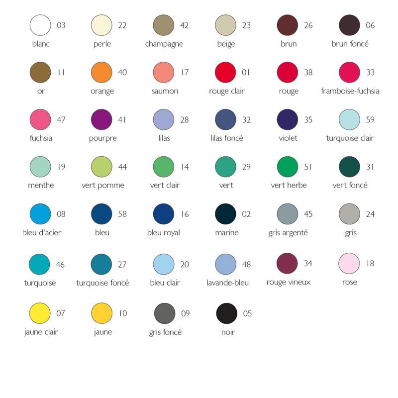 Coloris Color snaps prym rond
