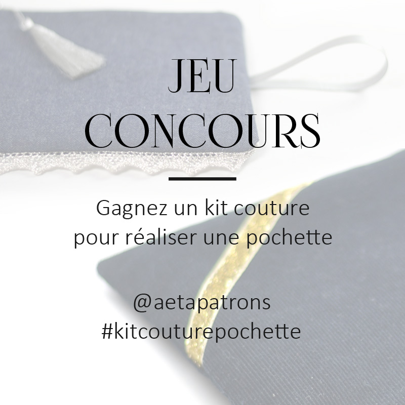 concours kit couture instagram