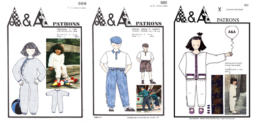 A&A first patterns