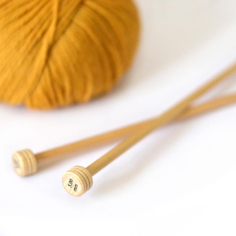 KnitPro Nova Aiguilles /à tricoter simples 30 cm x 5,5 mm-Lot de 2