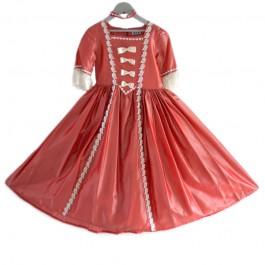 Patron couture de robe de marquise, princesse enfant