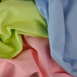 Tissu piqué de coton 9 coloris