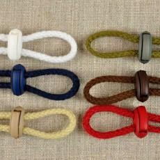 Cordon tressé coton 3 mm