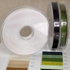 Rouleaux gros grain fin et soyeux largeur 10 mm