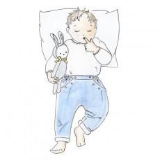 Patron de couture pantalon Sarouel bébé enfant Nandou du 1 mois au 4 ans