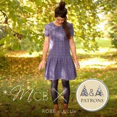 Kit couture Robe Lulu Femme du 34-44