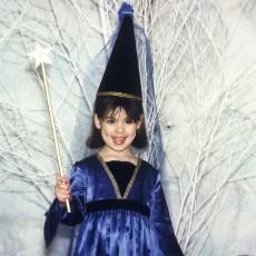 Patron de couture robe de fée enfant