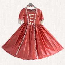 Patron couture de robe de marquise, princesse fille