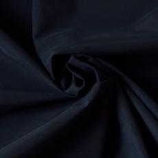 Tissu imperméable fin à coudre bleu marine