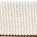 Gros grain 10 à 40 mm 999 Écru à teindre