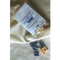 Kit pieds de pose fermetures à glissière invisibles et ses options