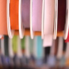 Biais tous coloris unis à coudre