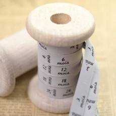 Étiquettes de taille bébé ou enfant du 3 mois au 36 mois