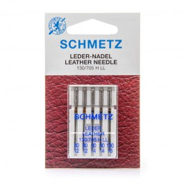 Aiguilles cuir machines à coudre différentes tailles Schmetz