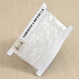 Bande transparente élastique Laminette (5m)