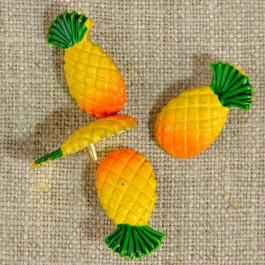 Bouton ananas 20mm