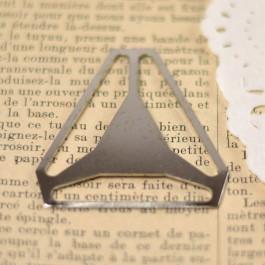 Boucle de croisement 1er prix pour bretelles 24, 30 ou 36 mm