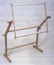 Cadre de plancher orientable 61 x 61 cm