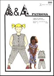 Caraco et pantalon P200