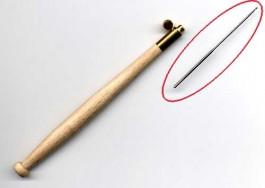 Crochet sans manche pour crochet de Lunéville