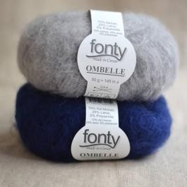 Laine Mohair Ombelle de Fonty