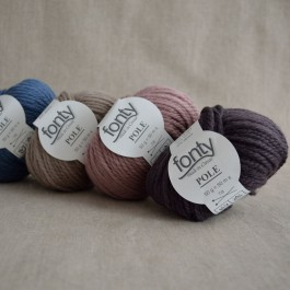 Laine et Alpaga Pole de Fonty à tricoter
