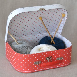 Kit tricot et crochet enfant