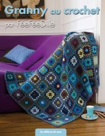 Livre granny au crochet