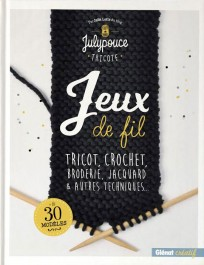 Livre Jeux de fil pour apprendre le tricot et le crochet