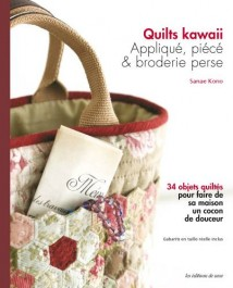 Livre Quilts kawaii
