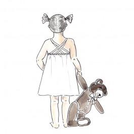 Patron couture Robe ou Top Tamatia du 2 au 10 ans
