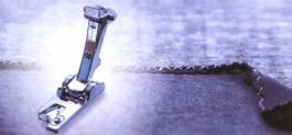 Pied ourleur roulotteur 68 ou 69